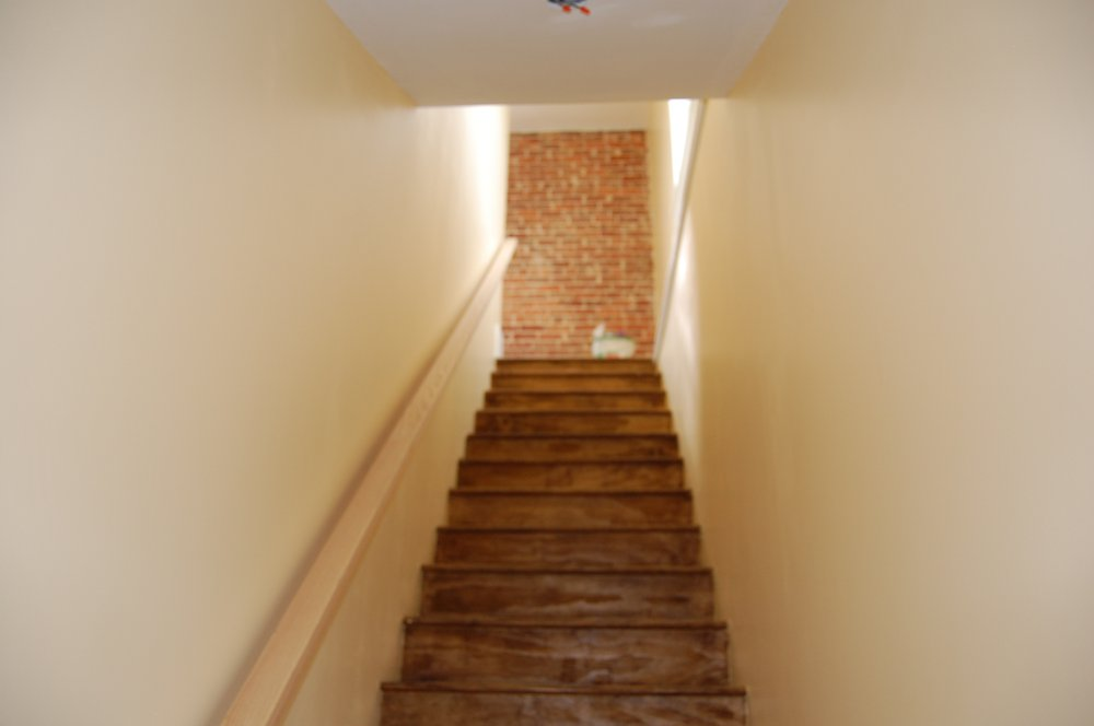 Stairs to Condos