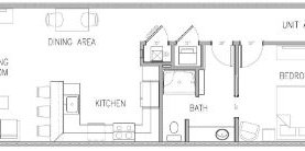 Alpine Mill Apartment Unit A