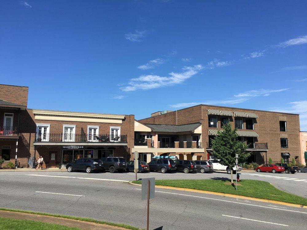Morganton Station street view