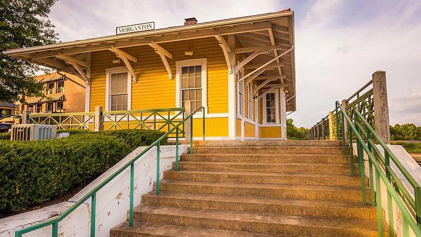 Morganton Station