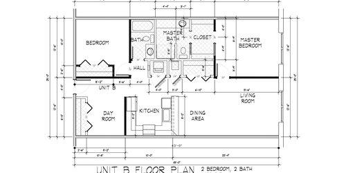 Alpine Mill Apartment Unit B+