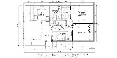 Alpine Mill Apartment Unit C